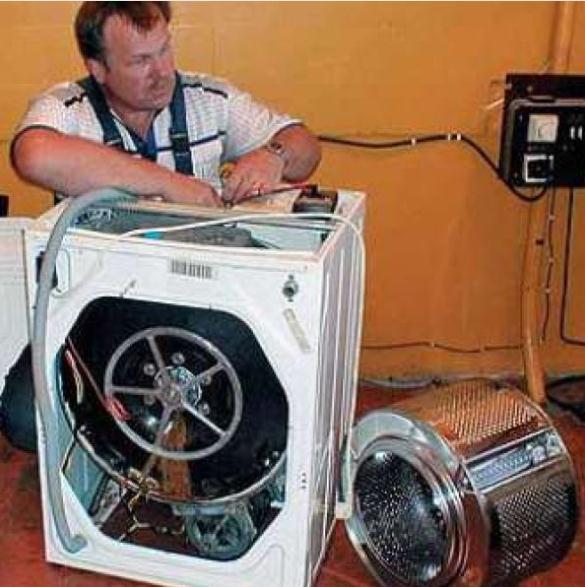 Горения стиральная машина ремонт своими руками